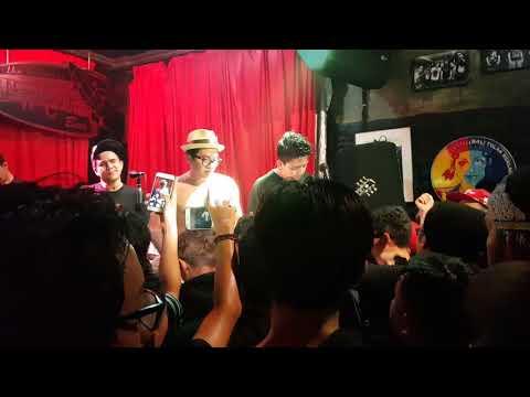 Pee Wee Gaskins - Kangen Live @ Bali