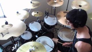 Tree Village by Dance Gavin Dance Drum Cover by Joeym71