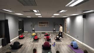 Yoga Shred- December 1, 2020