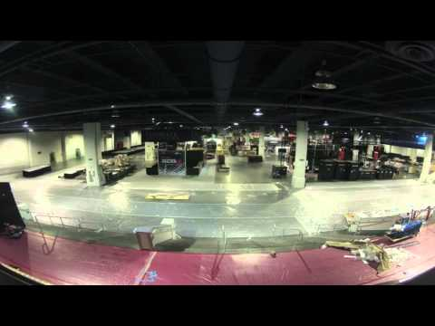 Mr. Olympia 2012 - Las Vegas Convention Center