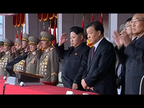 """China Warns U.S. & North Korea Are Set for """"Head-On"""" Collision Amid Rising Tensions & Provocations"""