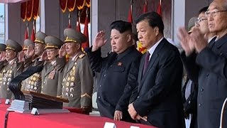 China Warns U.S. & North Korea Are Set for