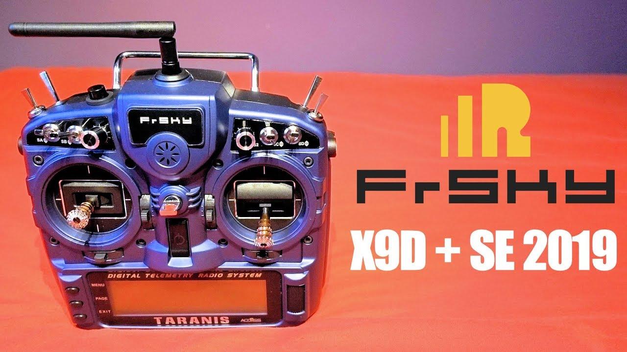 FrSky Taranis X9D Plus SE 2019