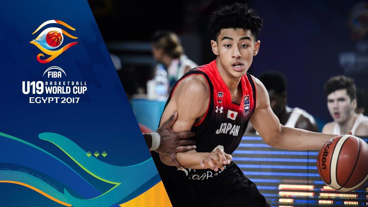 Shinsaku Enomoto's Mixtape - FIBA U19 Basketball World Cup 2017