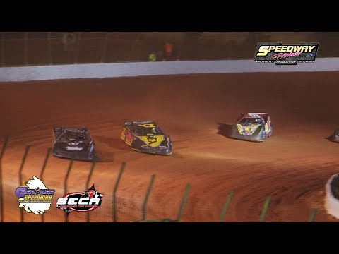 SECA Crate Late Model @ Cherokee Speedway May 4, 2018