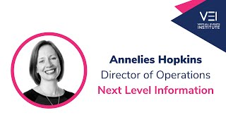 5 QUESTIONS WITH ANNELIES HOPKINS