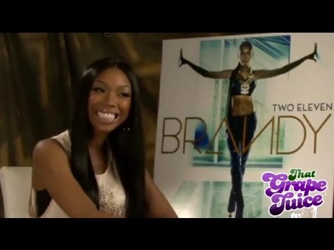 That Grape Juice Interviews Brandy (Two Eleven)