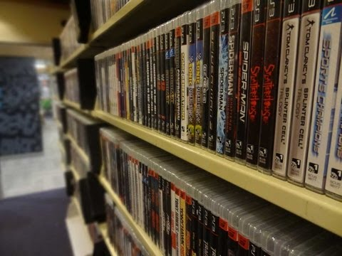 A Tour of the IGN Games Library