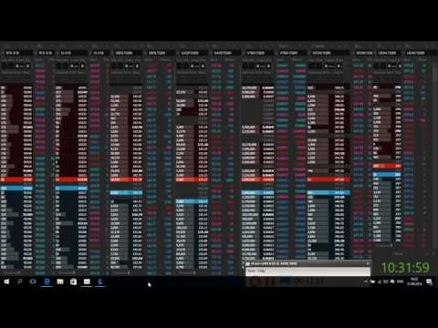 31.08.16 время 10:20 - 18:35 | Trading Activity