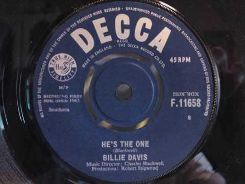 Billie Davis - He's The One