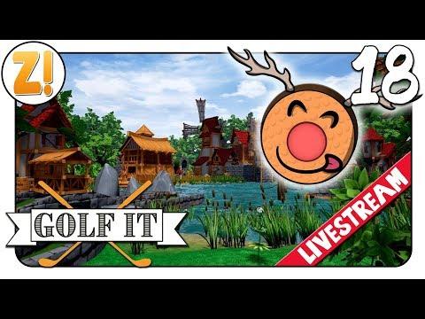 Golf it: Communityrunden am Wochenende! #18 | 🔴 Livestream [DEUTSCH]