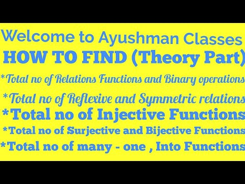 Video lecture for Csir net mathematics /IIT JEE by Amitabh Sir/Lec-1