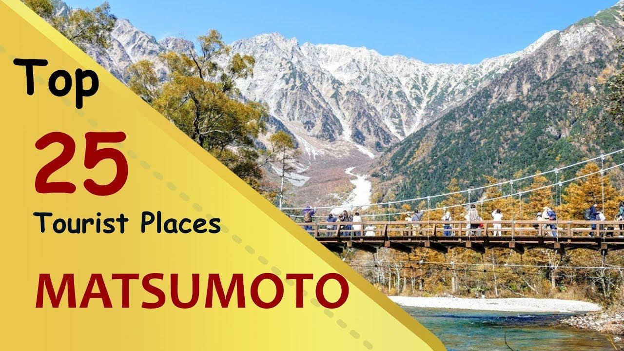 "Download ""MATSUMOTO"" Top 25 Tourist Places   Matsumoto Tourism   JAPAN"