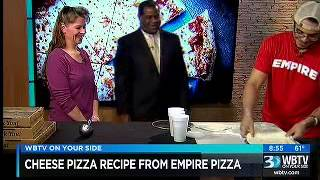 11.03.15:  PM Bounce #3 | Cooking with Empire Pizza