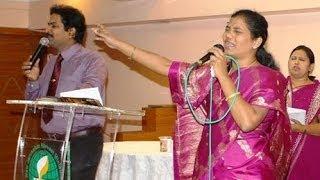 అలసిన వారిని  తృప్తిపరచే దేవా || Sis Glory RangaRaju || Telugu Christian Songs 2013 ||