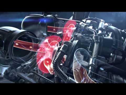 Mercedes-AMG GT Engine Preview -- Mercedes Benz