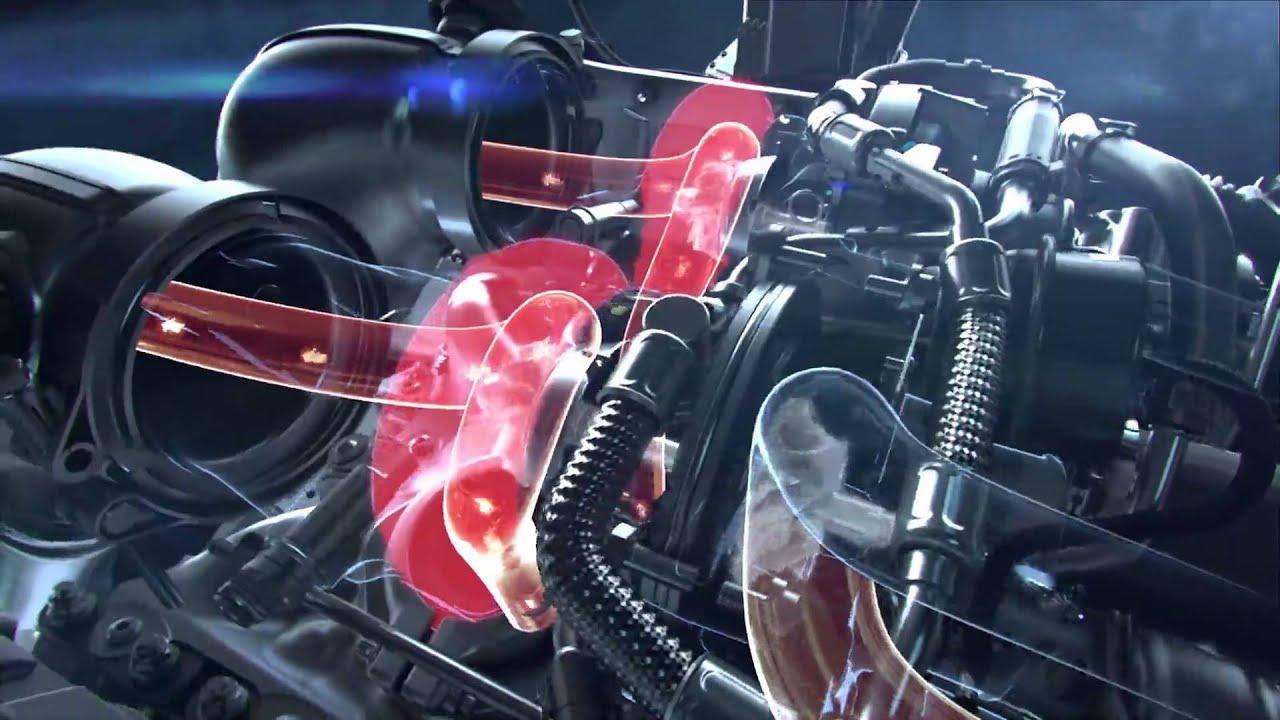 Remove Mercedes R Engine