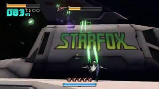 Star Fox Zero - The Extra Stages - Treacherous Course - Version One.
