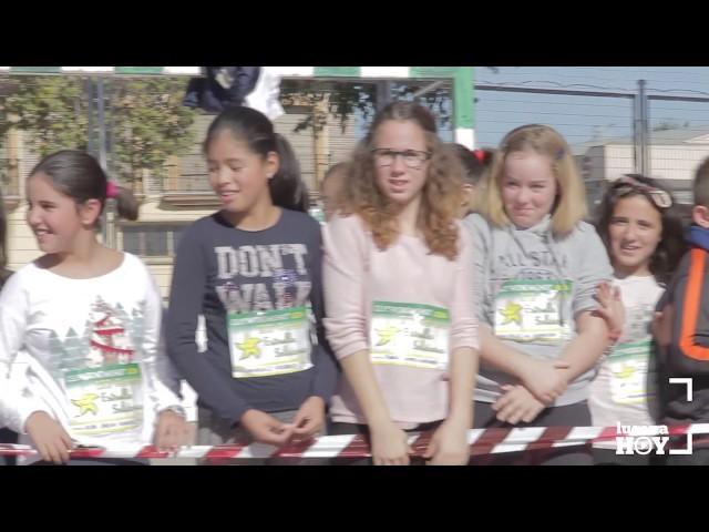 """VÍDEO: Estuvimos en la III Carrera """"Estrella Solidaria"""" a beneficio de los niños con cáncer"""