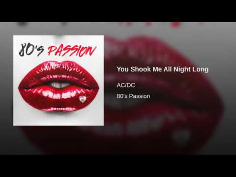 You Shook Me All Night Lg