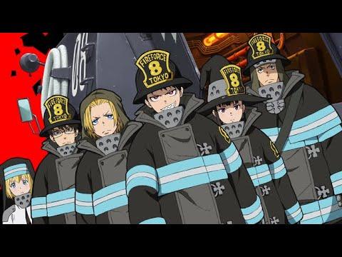 Fire Force Op (1 Hour)