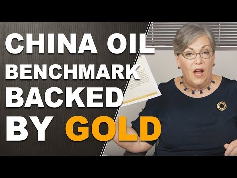Insider Trading China Oil Benchmark Backed By Gold