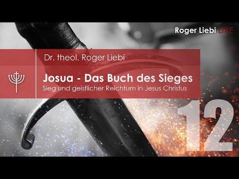 Josua - Sieg und geistlicher Reichtum in Jesus Christus - Teil 12 (Josua 13-14)