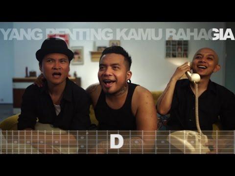 Endank Soekamti - Fatherhood (Official Karaoke Video)
