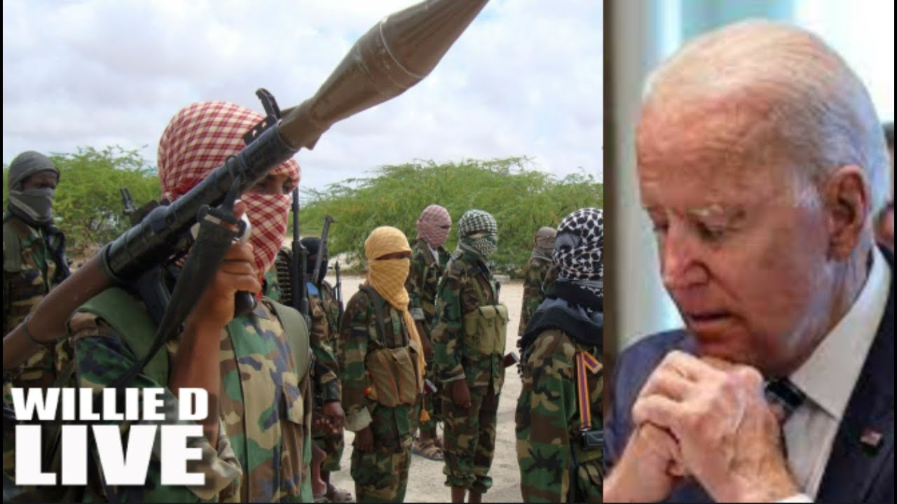 U.S. Military Carries Out First Airstrike In Somalia Under Biden, MEDIA Quiet As A Church Mouse!