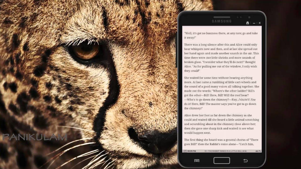 Best ebook reader app android youtube best ebook reader app android fandeluxe Epub