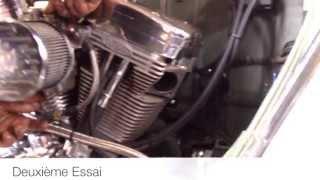 DKLé 02 Cox split Avec moteur 1450 Revtech Sport Harley