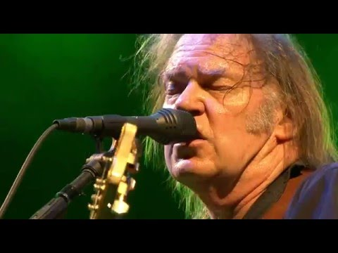 Neil Young - Glastonbury Festival 2009