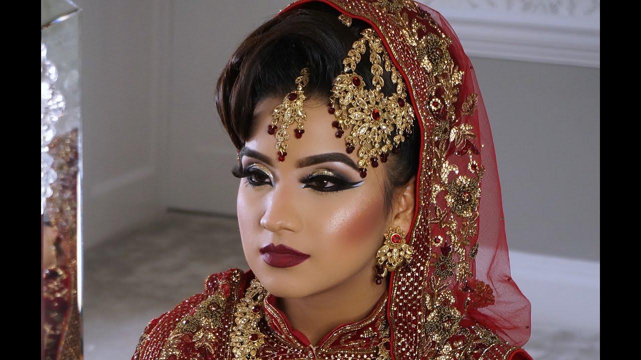 photoshoot   asian bridal makeup   wedding and walima look  