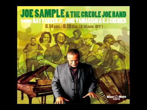 CREOLE JOE BAND--zydeco train