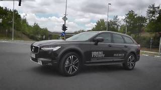 Volvo V90 Cross Country - Road Test by Miodrag Piroški