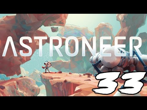 "The FGN Crew Plays: Astroneer #33 ""Cave of Wonders"""