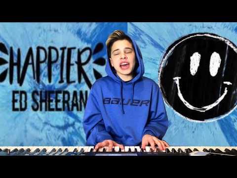 Happier - Ed Sheeran ( Christian Lalama Cover)