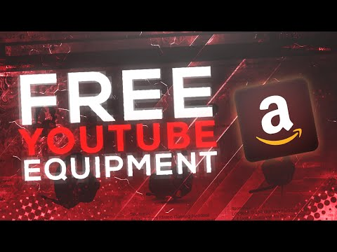 How To Get FREE Youtube Equipment On Amazon 2016
