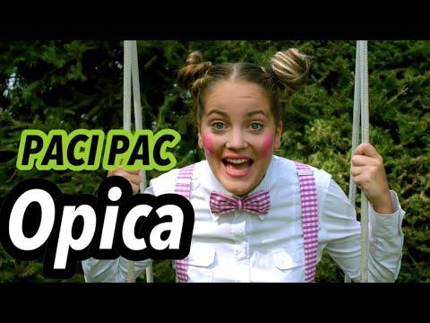 PACI PAC - Opica (klip)