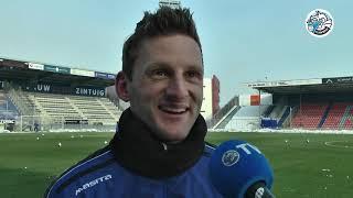 Jens van Son blikt vooruit op FC Eindhoven - FC Den Bosch