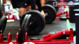 Repeat youtube video Gamecock Football Strength & Conditioning Inside Look