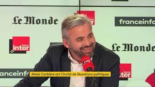Alexis Corbière, invité de Questions Politiques