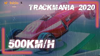500km - 100% GamePlay Découverte TrackMania 2020