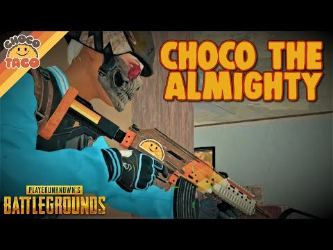 Does He Even Know Who You Are? ft. Shroud - chocoTaco PUBG Gameplay