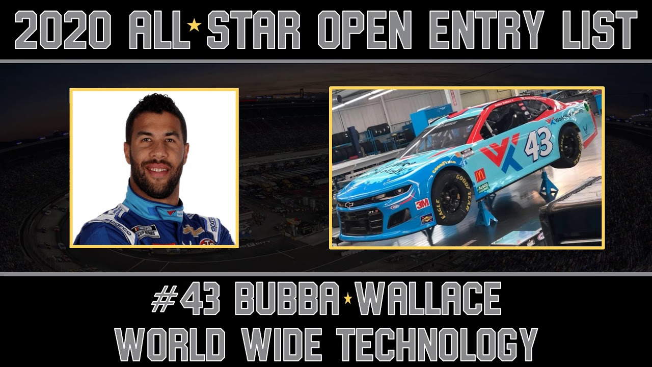 NASCAR entry lists for Bristol weekend