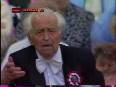 E. Dārziņš, K. Skalbe - Mūžam Zili 1990.