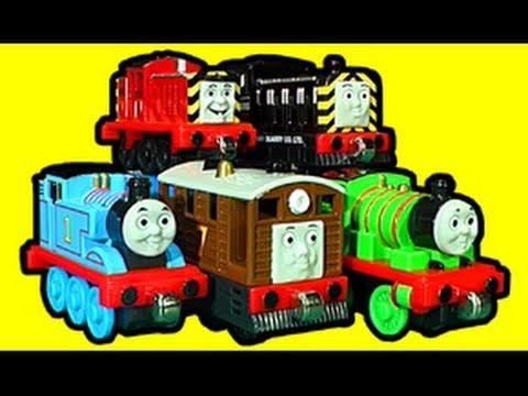 Thomas Totally Tidmouth - Diesel Dream