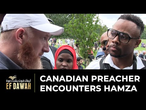 Canadian Pastor David Lynn Encounters Hamza