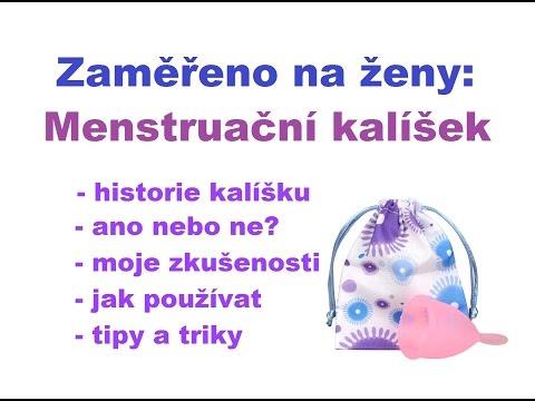 Vše o menstruačním kalíšku