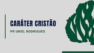 Caráter Cristão |05.07.2020 | IPB DIVINOLÂNDIA DE MINAS